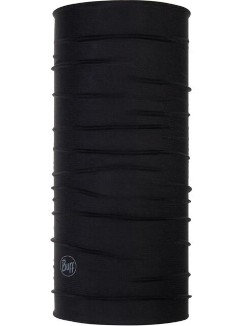 Buff Coolnet UV+ Neck Tube Solid Black